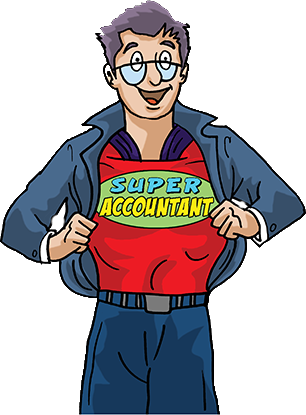 The Super Accountant Gives Your Advantage The Business It Needs AND Deserves